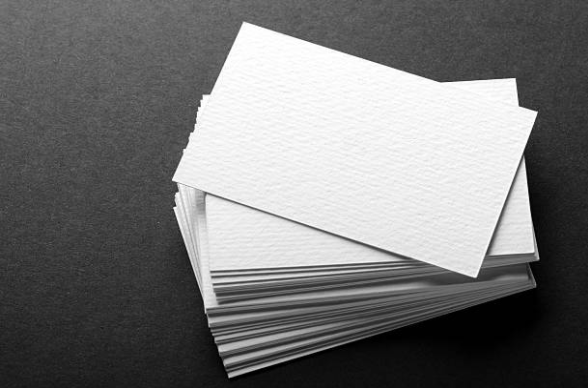 Business card printing in croydon luxury business cards lion try not to over pack your business cards but if you have space the next thing to add could be your social media links reheart Images